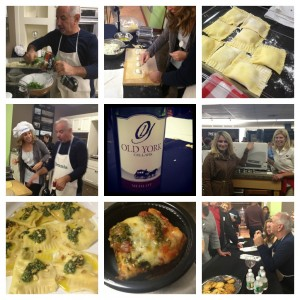 Recipes from the Dennis & Judi Cooking Event at Mrs. G's