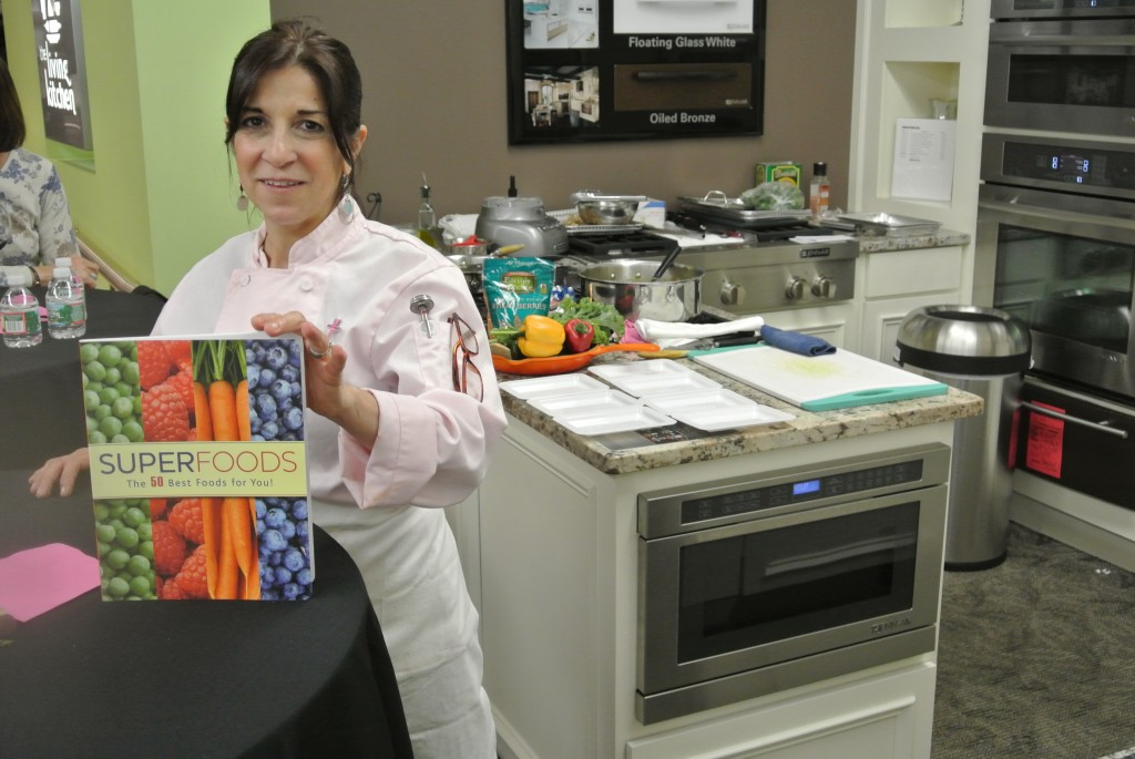 Chef Mary Beth Madill, Mrs. G's Appliance Chef