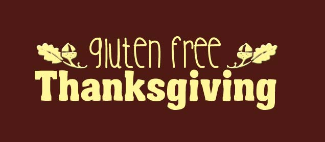 Gluten Free Thanksgiving Recipes | Mrs. G's Appliance Chef
