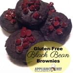Gluten-Free Black Bean Brownies   Mrs. G's Appliance Chef