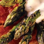 Girl's Guide to Grilling: Bacon Wrapped Asparagus - Recipe/Photo by Weber | Mrs. G's Appliance Chef