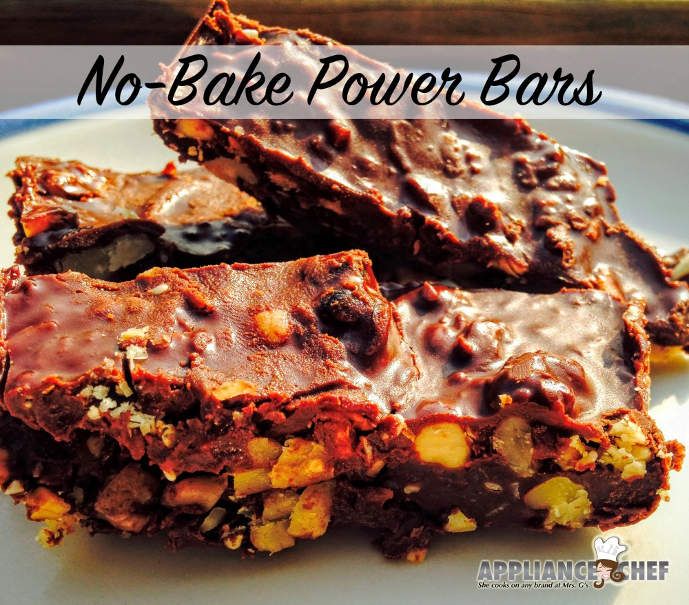 Boost Your Brain Function with No-Bake Power Bars