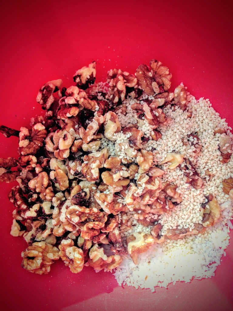 Boost Your Brain Function with No-Bake Power Bars  | Mrs. G's Appliance Chef