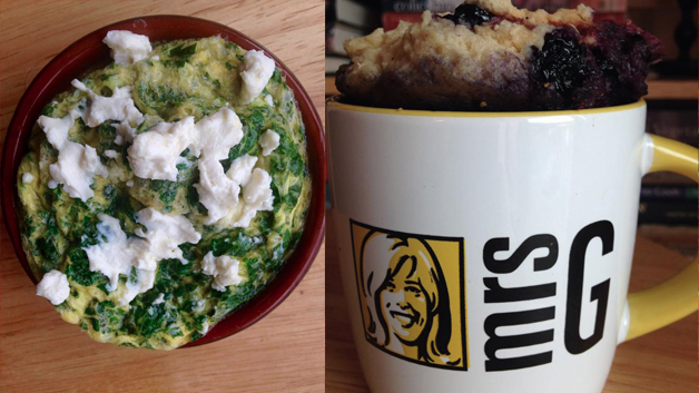 3 Microwave Meals You Can Cook in a Mug