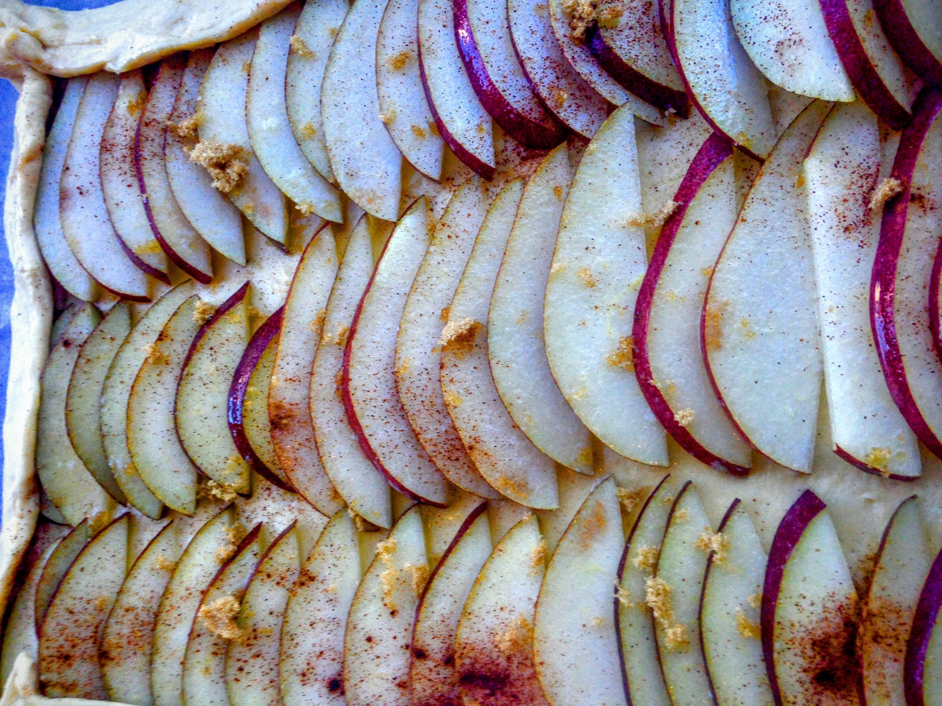 Pear Galette, an Easy Fall Recipe