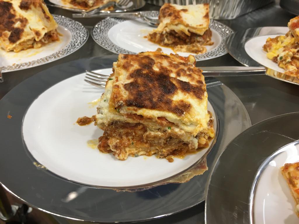 #Getforky Trattoria Procaccini Lasagna