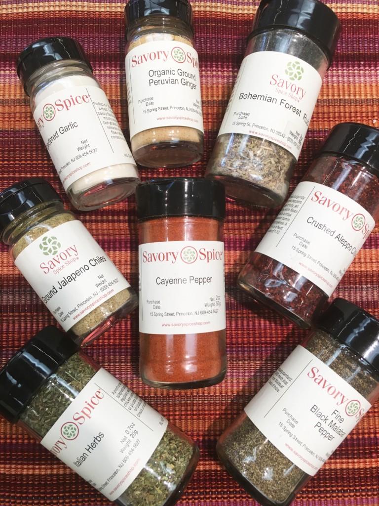 Savory Spice Princeton