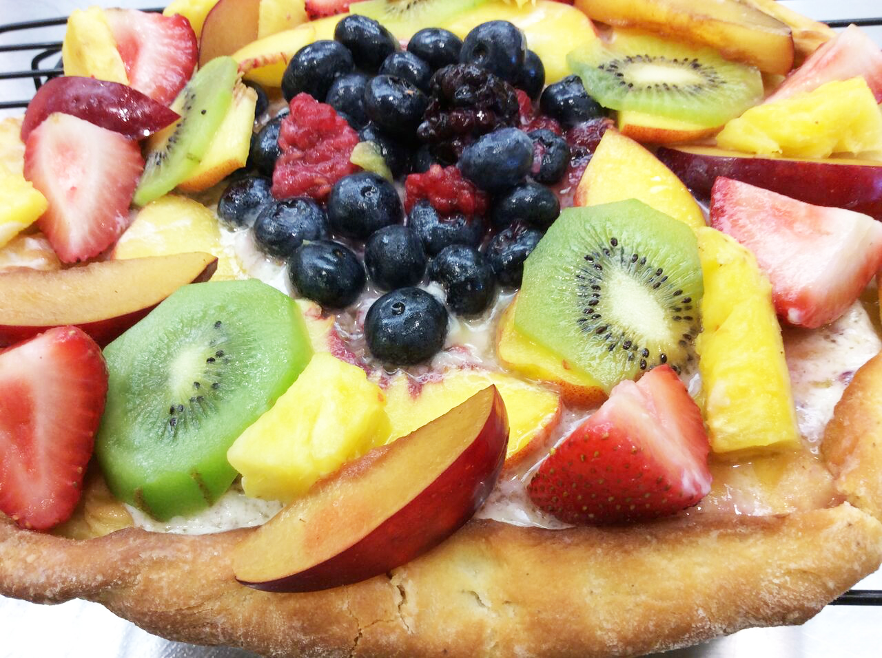 Fruit Pizza Mrs. G Lawrence